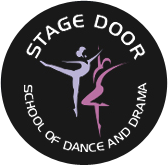 stagedoor school of dance and drama logo